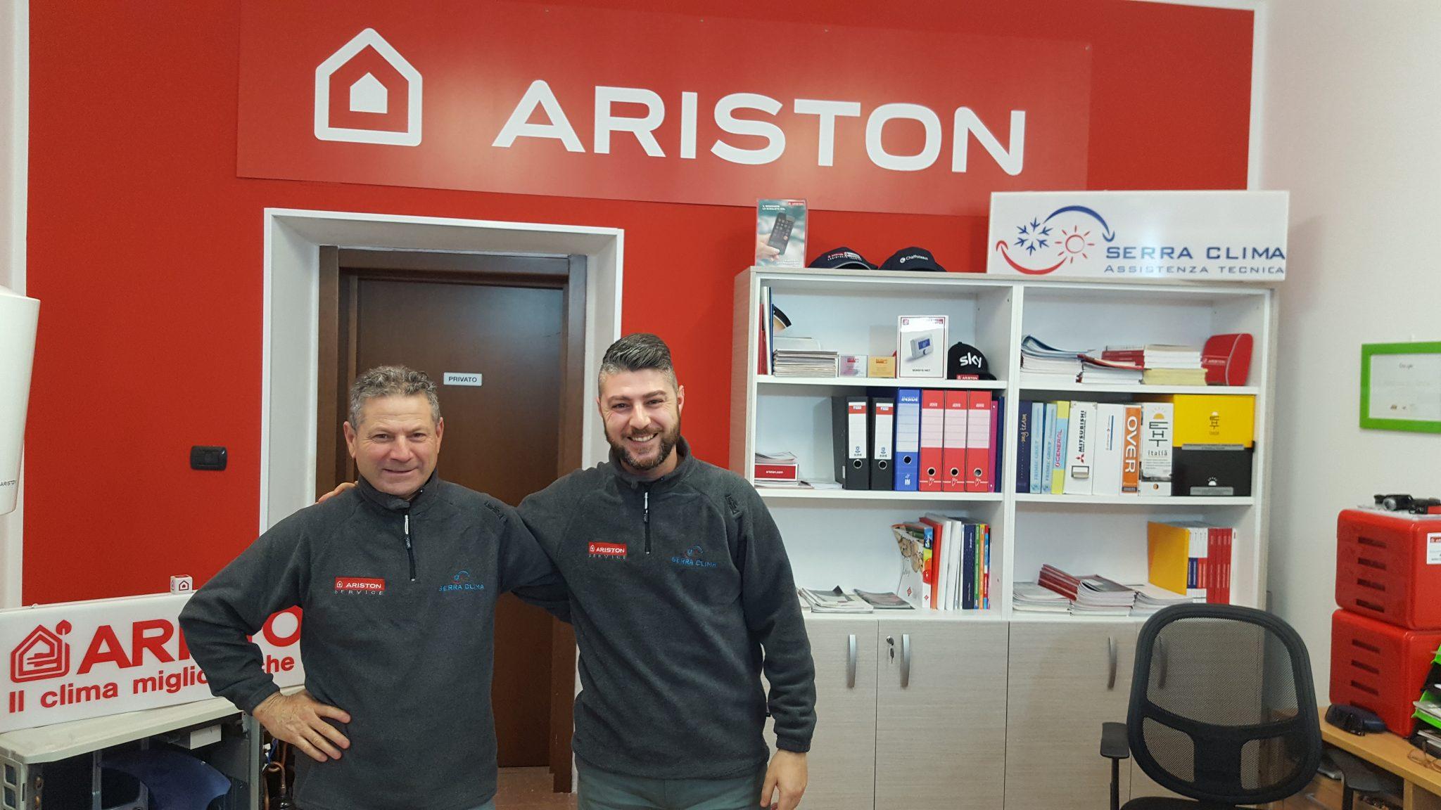 Il centro assistenza ariston di Sassari e Provincia, personale qualificato e certificato