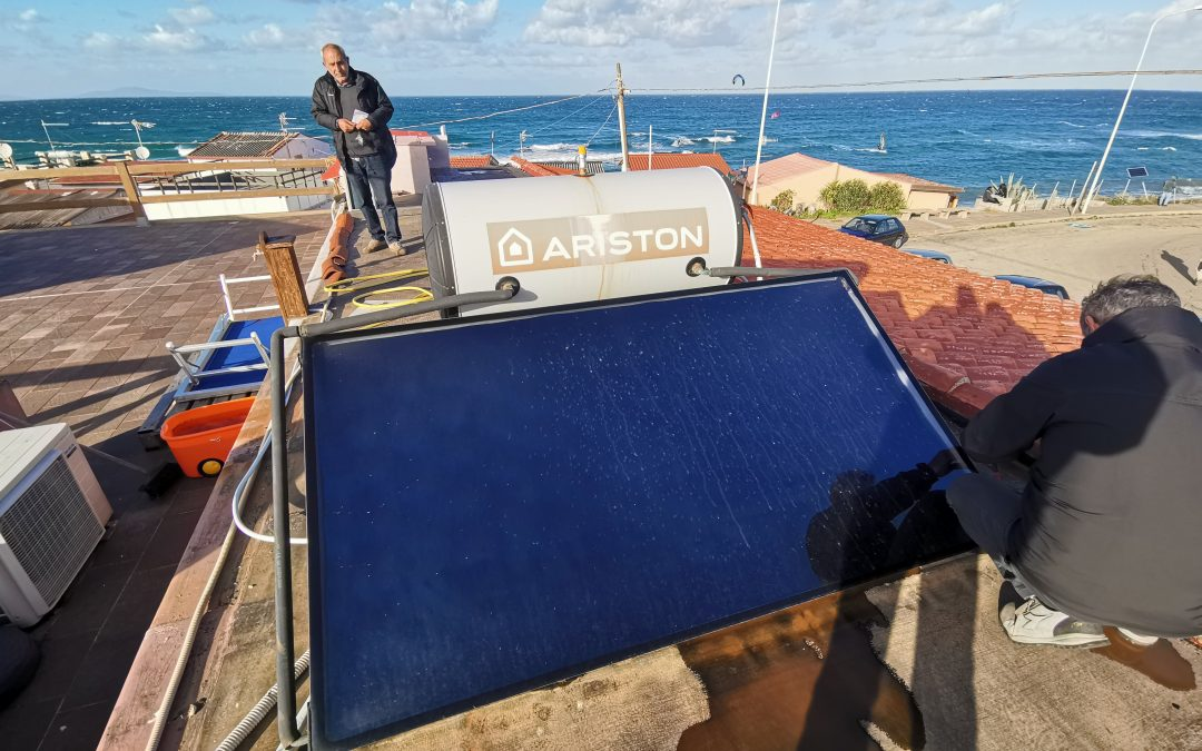 Assistenza Tecnica Ariston Solare Termico